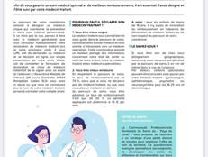 Magazine CCPL Janvier 2021 - Médecin Traitant, votre interlocuteur privilégié
