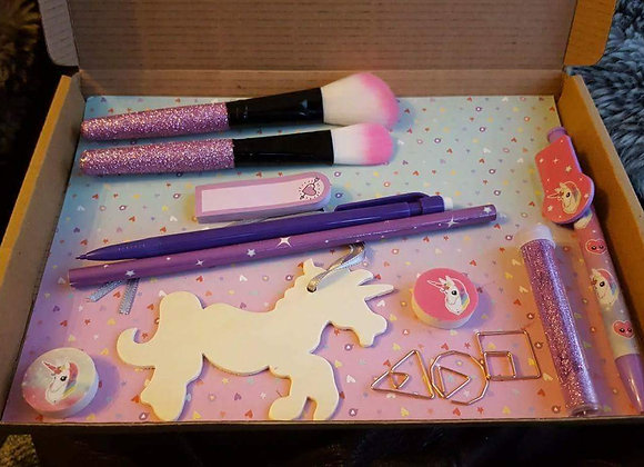 Unicorn Themed Box