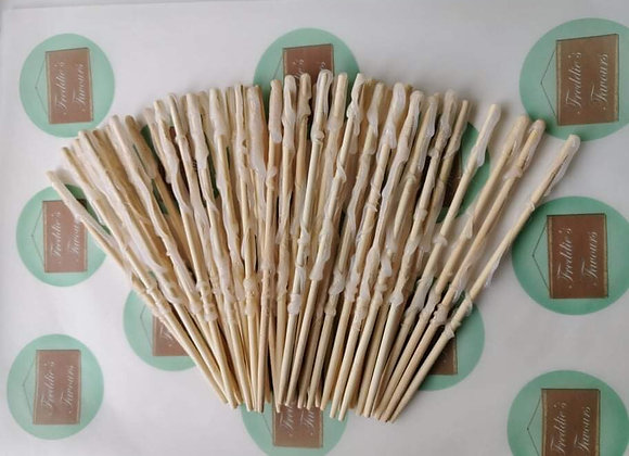 Paint Your Own Wands, Wand Favours, Party Bags Fillers,