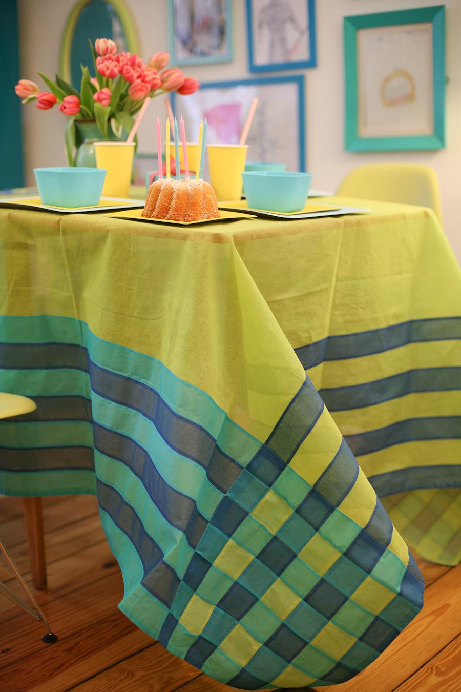 Tischdecke Weave Style
