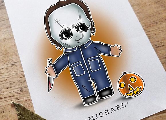 A5 Kewpie Michael Myers