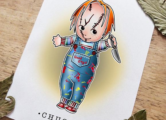 A5 Kewpie Chucky