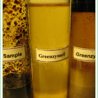 GreenZyme EOR Hydrocabon Separator