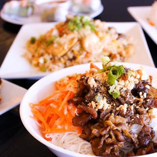 #84 Bun Chao Tom Thit Nuon Cha Gio