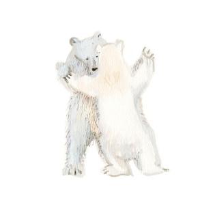 big bears dancing