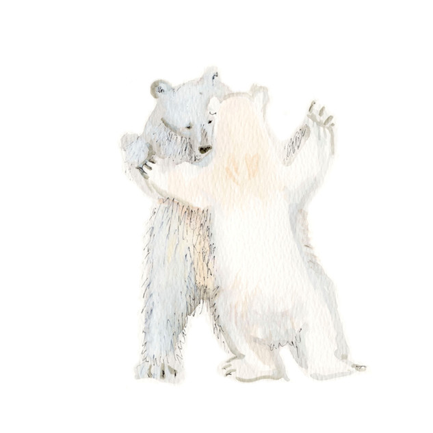 big bears dancing