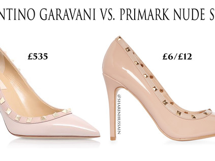 The £6 Valentino Studded Heels Dupe You All Need!