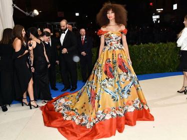 Top 10 'Best Dressed' at Met Gala 2017