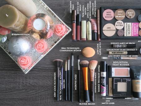 My Travel Makeup Bag