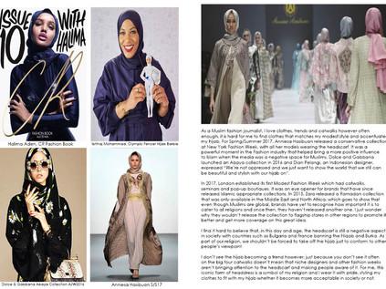 Hijab Over Fashion