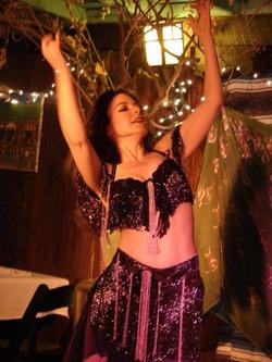 Deborah Belly Dancer