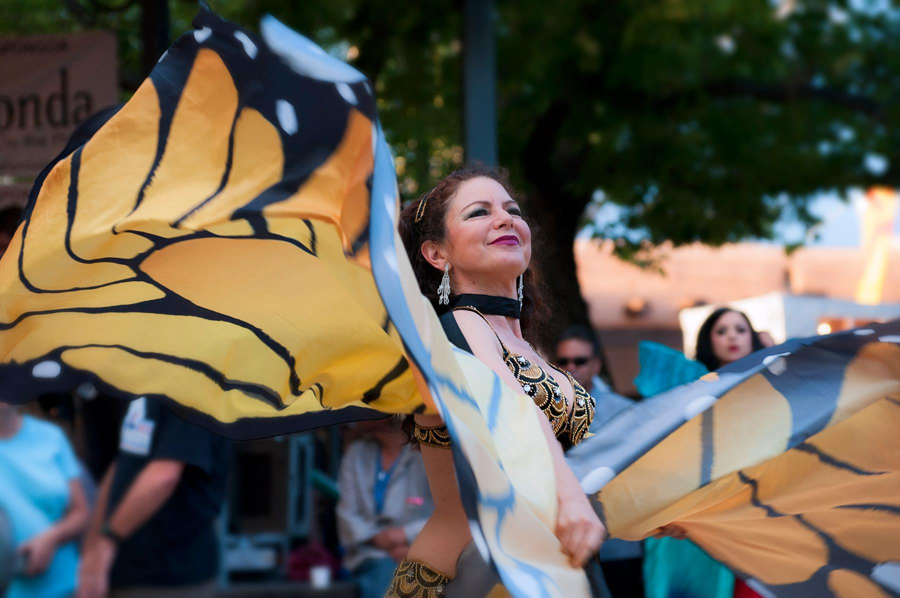 Deborah-Butterfly