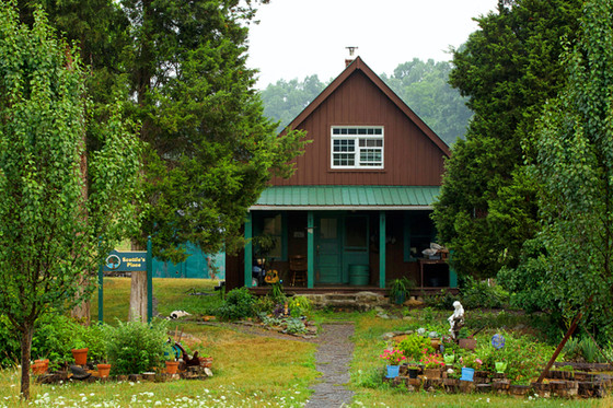 The Caretaker's Cottage
