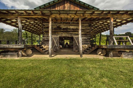 The Log Barn