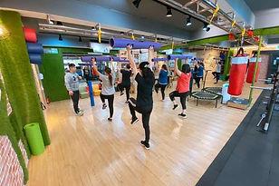 創造高品質的運動空間 ---- 伊動健康運動館