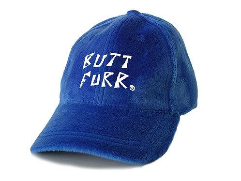Blue - Butt Furr Baseball Cap