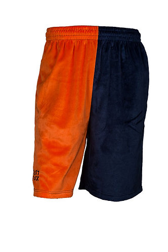 NAVY BLUE / ORANGE