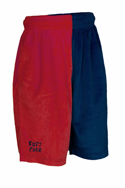 NAVY BLUE / RED | Butt Furr - The Most Comfortable Shorts on Earth ...