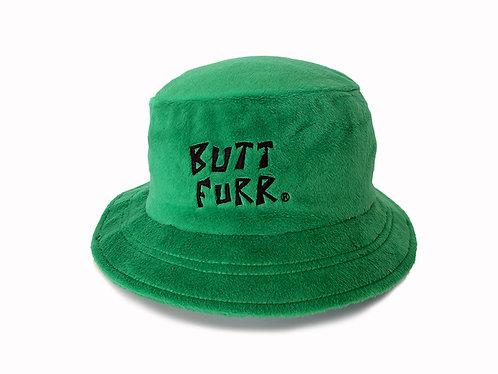 GREEN - Butt Furr Booney Hat