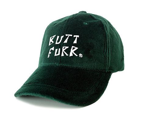 FOREST GREEN - Butt Furr Baseball Cap