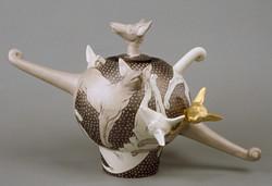 052. Top dog (teapot) (2002)