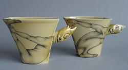 091. Bird Cups (2007)
