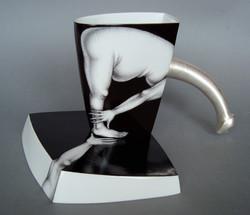 120. cup&saucer 2042