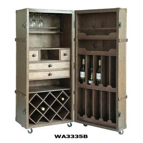 Coming Soon - Vintage Wine Cabinet