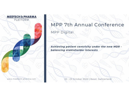 The 7th Medtech & Pharma Platform Annual Conference kicks off in Basel