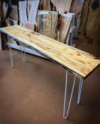 Poplar Hallway Table