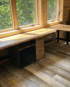 L-Shaped Cottage Desk