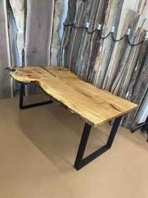 Maple Home Office Desk