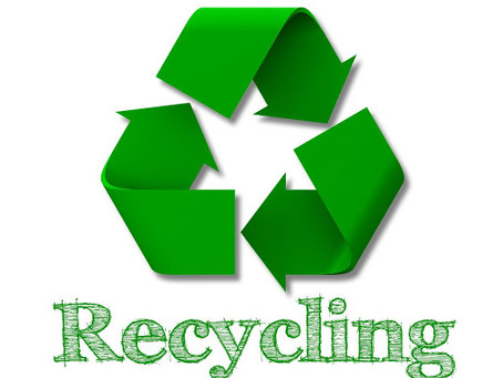 Recycling Schedule Change