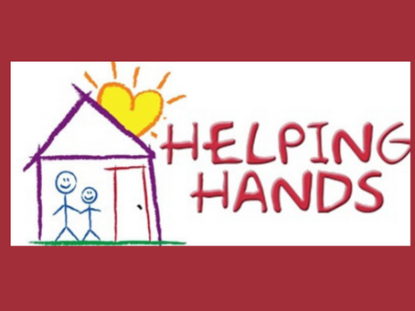 Thank you for supporting Helping Hands!