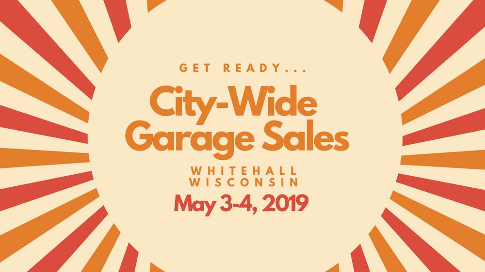 Wisconsin City Wide Garage Sales
