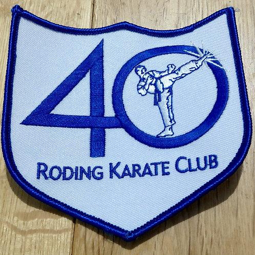 Club Anniversary Badge