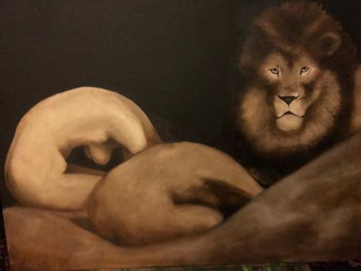 Le Dieu lion
