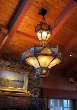 Park City chandelier