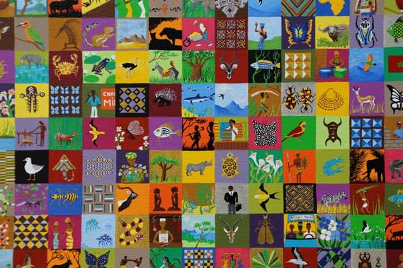 1000 tableaux d'Afrique