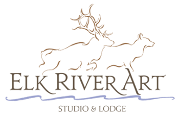 ELK RIVER ART Studio, Gallery & Lodge