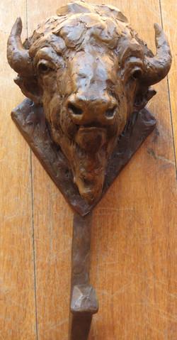 Bison Wall Hook