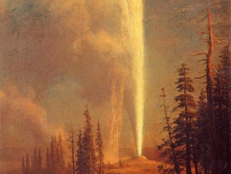 Yellowstone Artist Series - BIERSTADT