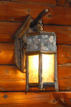 Pebble Sconce