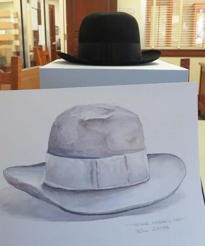 Moran's hat