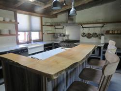 Guest Lodge Kitchen Island