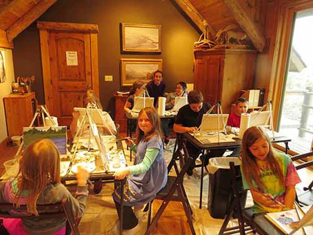 #19 - Teaching Art & Exhibiting Art
