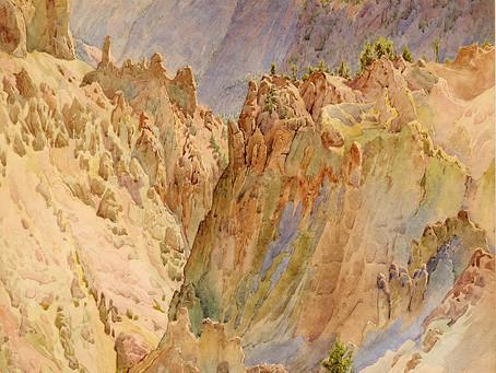 Yellowstone Artist Series - WIDFORSS