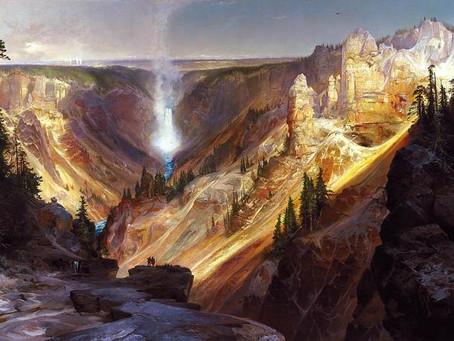 Yellowstone Artist Series - MORAN