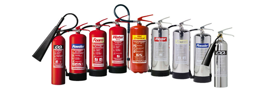 Fire Extinguisher Supply & Servicing UK