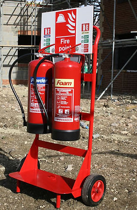 Unicorn Extinguisher rental hire telord shrewsbury shropshire